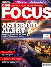 Bbc Focus Magazine Of Discovery prenumeration
