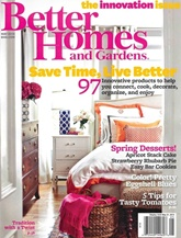 Better Homes And Gardens prenumeration