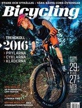 Tidningen Bicycling