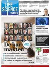Tidningen Life Science Sweden