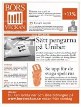 Tidningen B�rsveckan