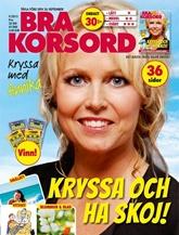 Tidningen Bra Korsord
