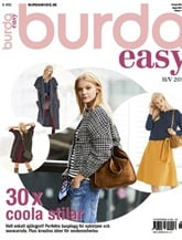 Tidningen Burda Easy Fashion