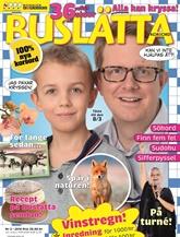 Tidningen Buslätta Korsord