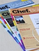 Tidningen Chef.Boken