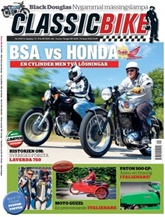 Tidningen Classic Bike