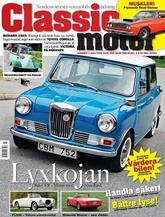 Tidningen Classic Motor