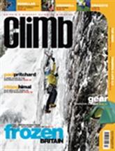 Climb Magazine prenumeration