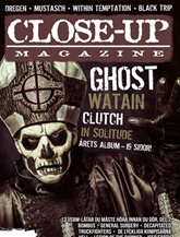 Tidningen Close-Up Magazine