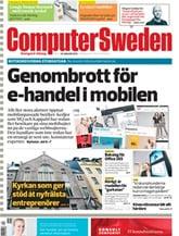 Tidningen Computer Sweden