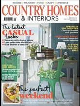 Country Homes & Interiors prenumeration