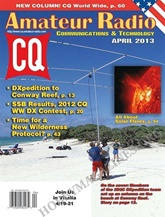 Cq, Radio Amateur´s Journal