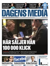 Dagens Media prenumeration
