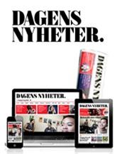 Tidningen Dagens Nyheter