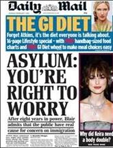 Daily Mail Mon-fri