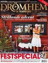 Tidningen Drömhem & Trädgård