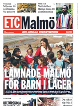 Tidningen ETC Malm�