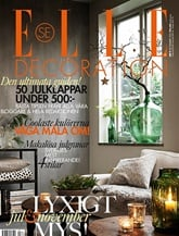 Elle Decoration prenumeration