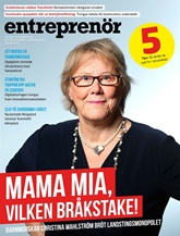 Tidningen Entrepren�r
