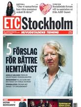 Tidningen ETC Stockholm