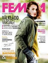 FEMINA prenumeration