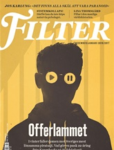 Filter prenumeration