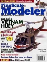Finescale Modeler Magazine
