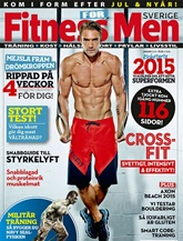 Tidningen Fitness for Men