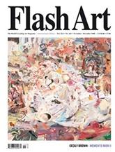 Flash Art International prenumeration