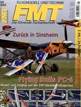 Flugmodell Und Technik (fmt) prenumeration