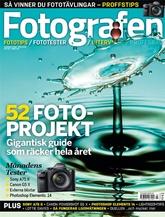 Tidningen Fotografen