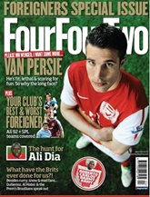 Four Four Two (UK Edition) prenumeration