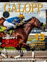 GaloppMagasinet prenumeration
