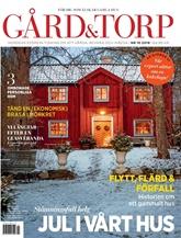 Tidningen Gård & Torp