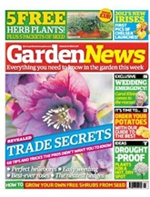 Garden News prenumeration