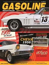 Tidningen Gasoline Magazine