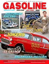 Gasoline Magazine prenumeration