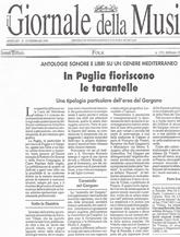 Giornale Della Musica