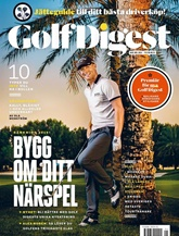 Golf Digest prenumeration