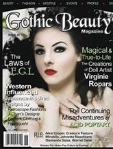 Gothic Beauty Magazine prenumeration