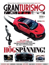 Tidningen Gran Turismo