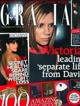 Grazia (UK Edition) prenumeration