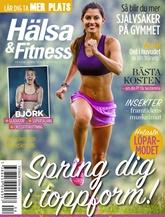Tidningen H�lsa och Fitness