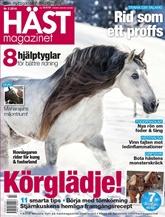 Tidningen Hästmagazinet