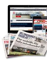 Tidningen Helsingborgs Dagblad