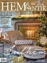 Tidningen Hem & Antik