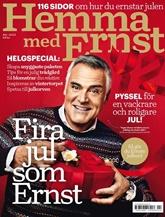 Tidningen Hemma med Ernst