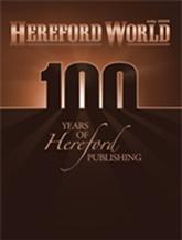 Hereford World Magazine