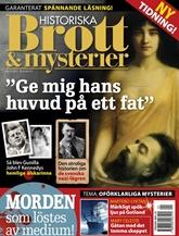 Historiska Brott & Mysterier prenumeration