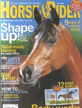 Horse & Rider (UK Edition)
